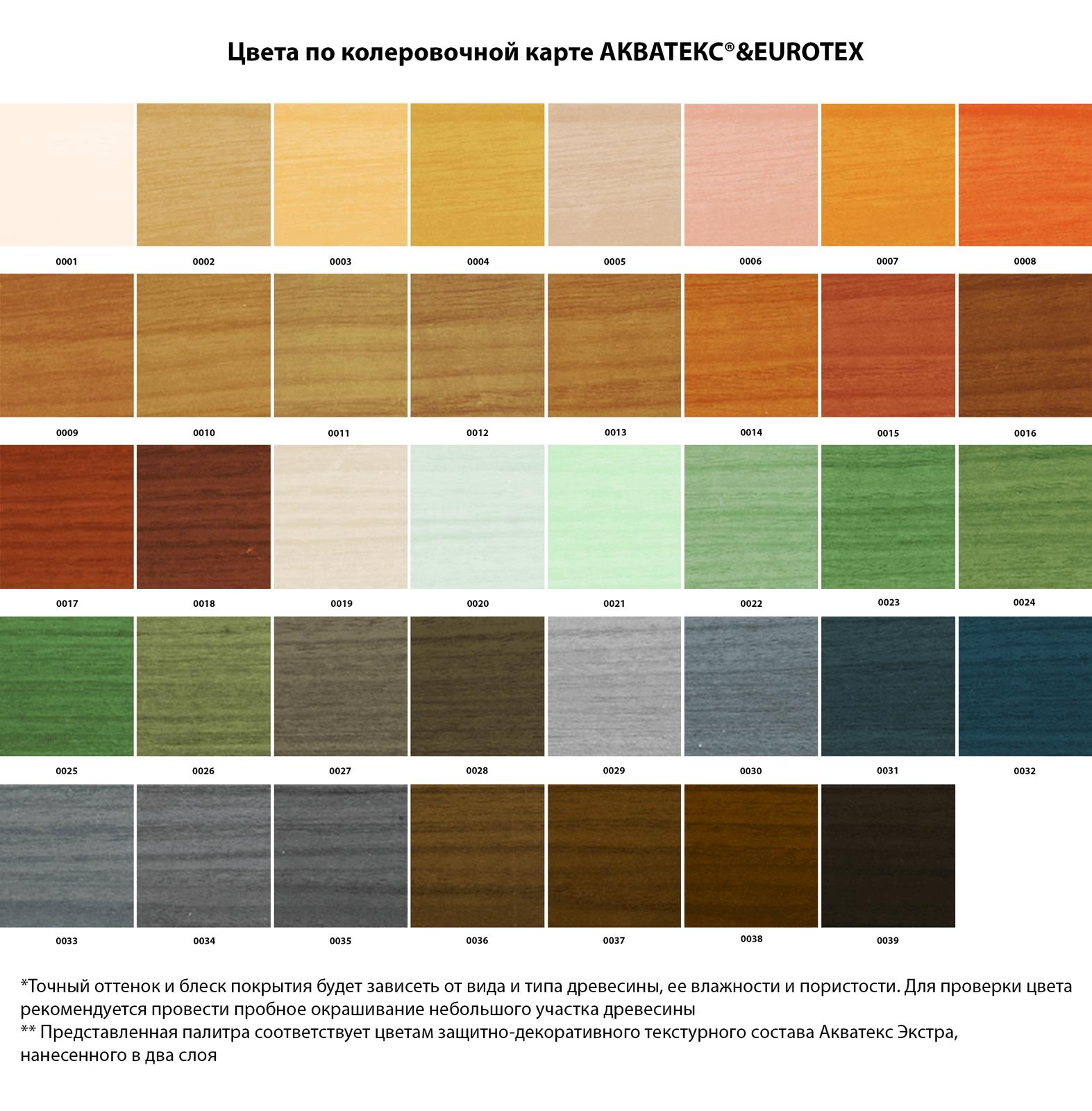 цвета красок для наружных работ