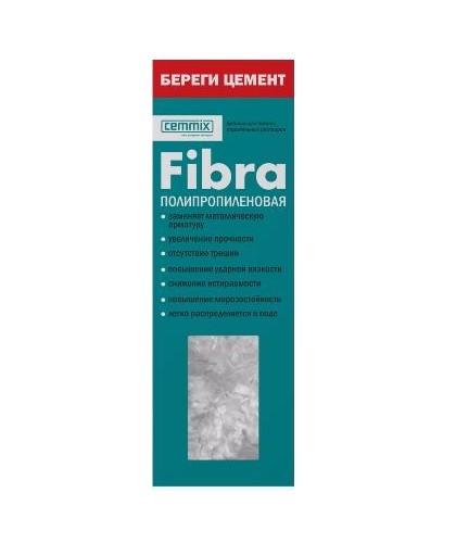 Fibra - полипропиленовое волокно (150 г.) CEMMIX